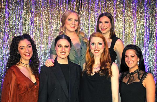 Alexis Semevolos, Piera Calabro, Adrian Grace Bumpas, Elizabeth Flanagan, Gina Ward,  Photo