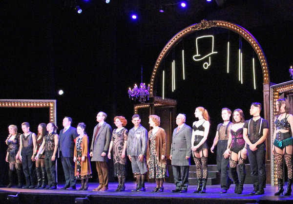 Photo Flash: Opening Night of CABARET at The Argyle Theatre