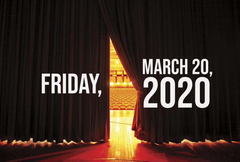 Virtual Theatre Today: Friday, March 20- With Patrick Wilson, Norbert Leo Butz & More!