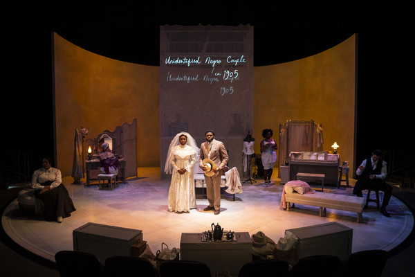 Photo Flash: Take a Look Inside Postponed Production of INTIMATE APPAREL at Northlight Theatre