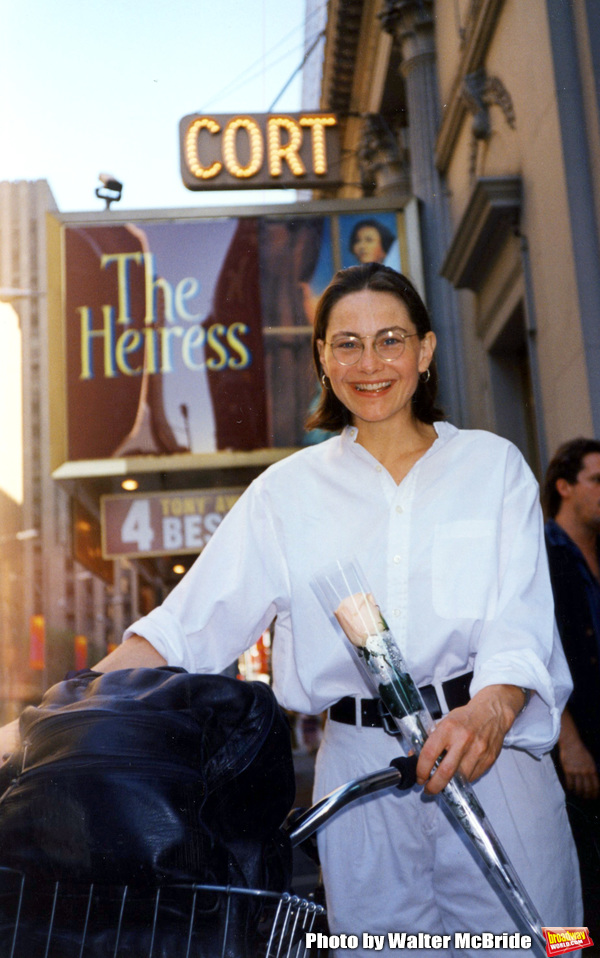 Photo Flashback: Cherry Jones Stars in THE HEIRESS in 1995