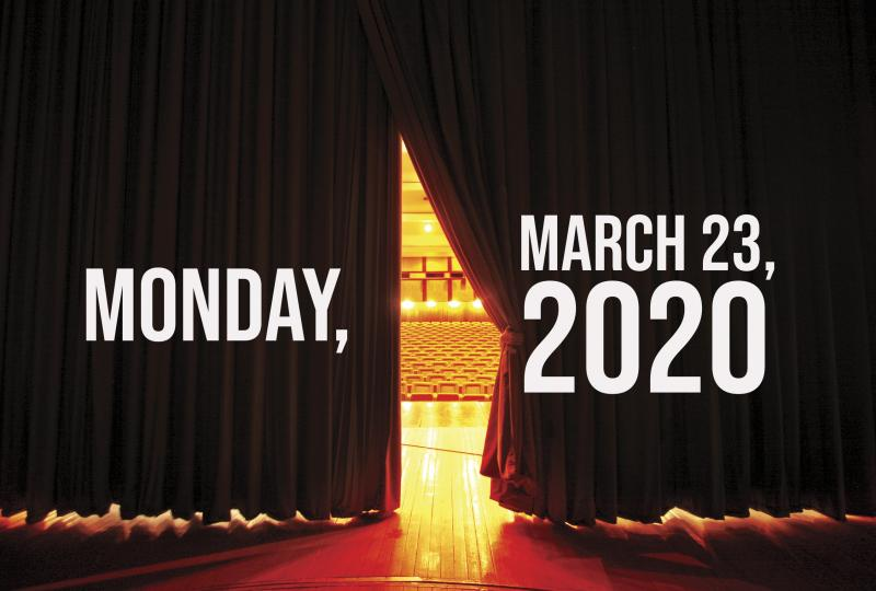 Virtual Theatre Today: Monday, March 23- With Sierra Boggess, Laura Benanti & More!