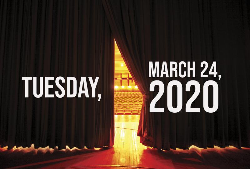 Virtual Theatre Today: Tuesday, March 24- With Jeremy Jordan, Raul Esparza and More!