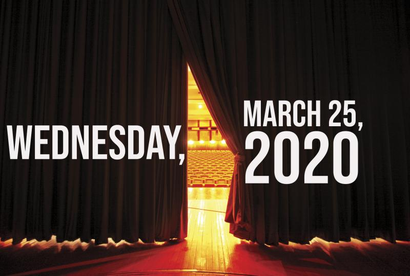 Virtual Theatre Today: Wednesday, March 25- With Tina Fey, Patti Murin, Colin Donnell & More!