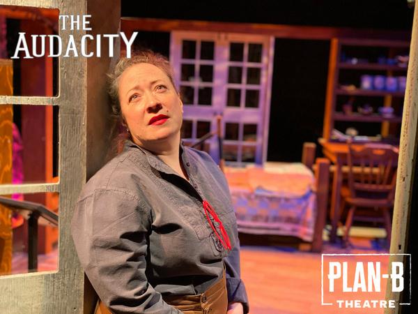 Photo Flash:  Plan-B Theatre's Filmed Production of Jenifer Nii's THE AUDACITY