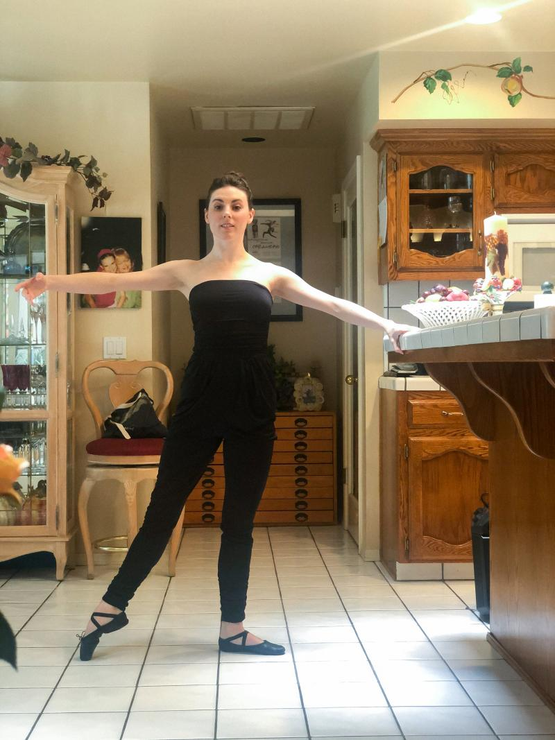 BWW Interview: How NYC Ballet's Tiler Peck Is Keeping Us Dancing Daily!