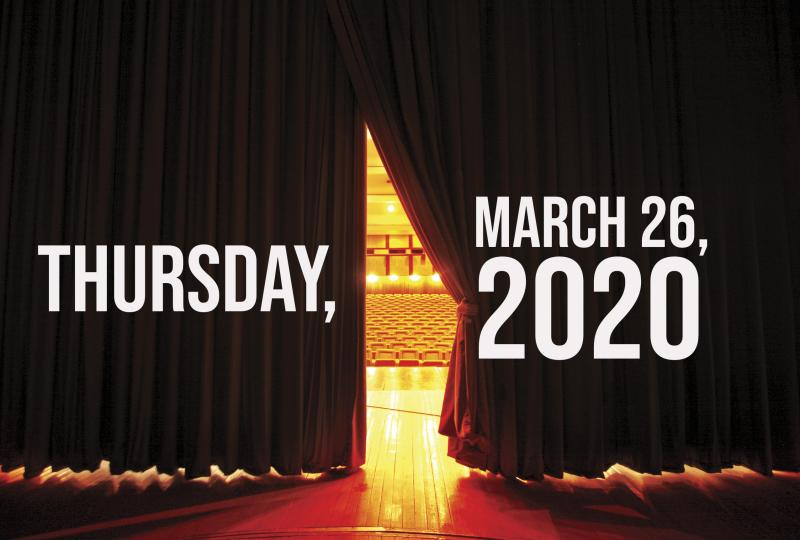 Virtual Theatre Today: Thursday, March 26- with Billy Porter, Stephanie J. Block and More!