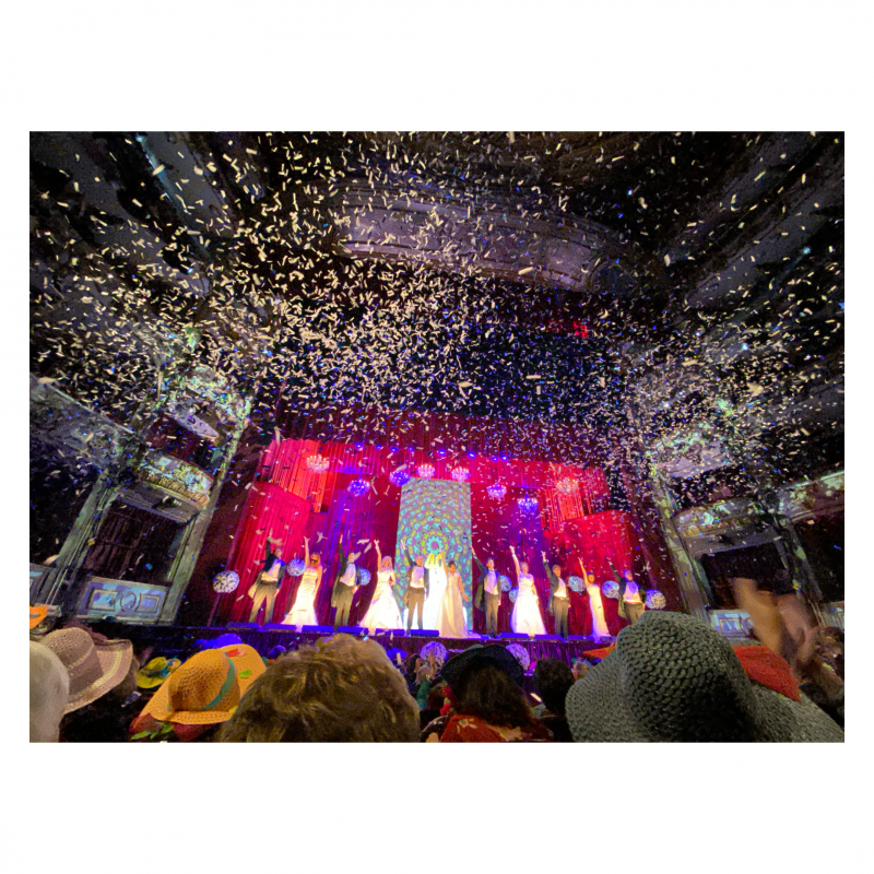 Mensaje del Día Mundial del Teatro 2020