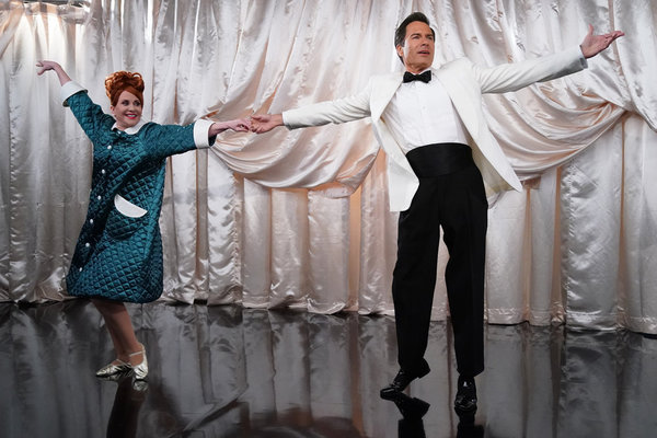 Photo Flash: WILL & GRACE Celebrates I LOVE LUCY