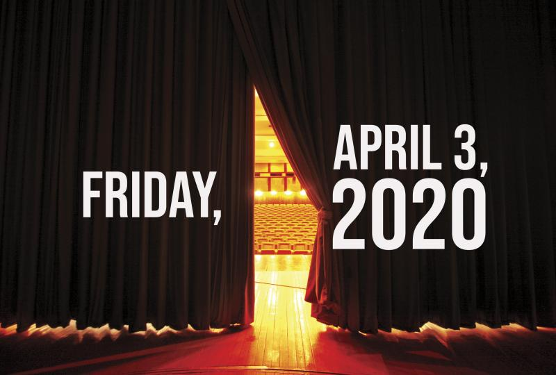 Virtual Theatre Today: Friday, April 3- with Leslie Kritzer, Ethan Slater and More!