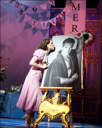 Flashback: LEND ME A TENOR at the Gielgud Theatre