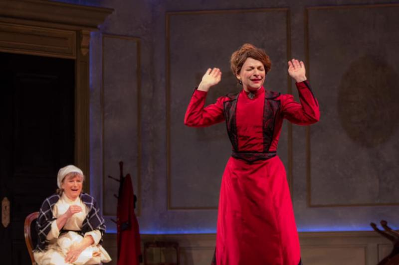 BWW Review: A DOLL'S HOUSE, PART 2 via Florida Repertory Theatre (Online Stream)