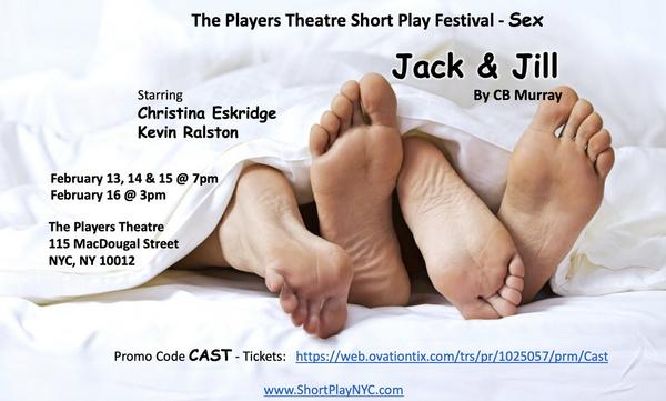 Charles Murray''s play Jack & Jill Photo