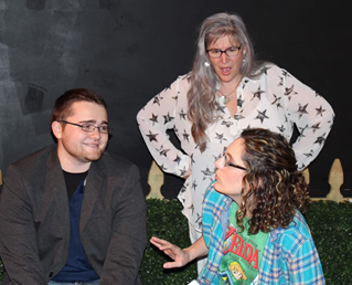 BWW Interview: Ethan Saltz of A PIECE OF MY HEART at Ankeny Community Theatre