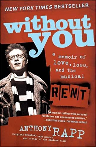 Broadway Books: 10 Memoirs to Read While Staying Inside!