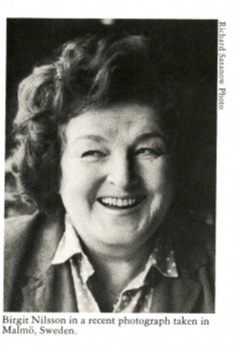 Preview/Interview: To FRAU or Not to FRAU in 2021? Stemme's the Met's Dyer's Wife, with Some Words from Birgit Nilsson