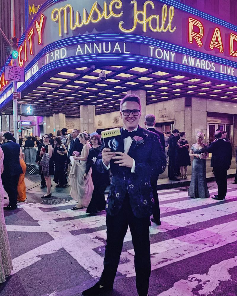 BWW Interview: Broadway Producer Christopher Ketner talks about a producers role, the revival of COMPANY, and how buying tickets can be courageous