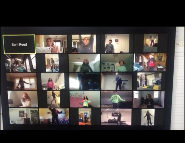 Photos: Go Inside Kidz Konnection Shoreline Theater Academy's Zoom Sessions