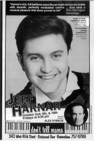 BWW Interview: SO NOW YOU KNOW with Jeff Harnar