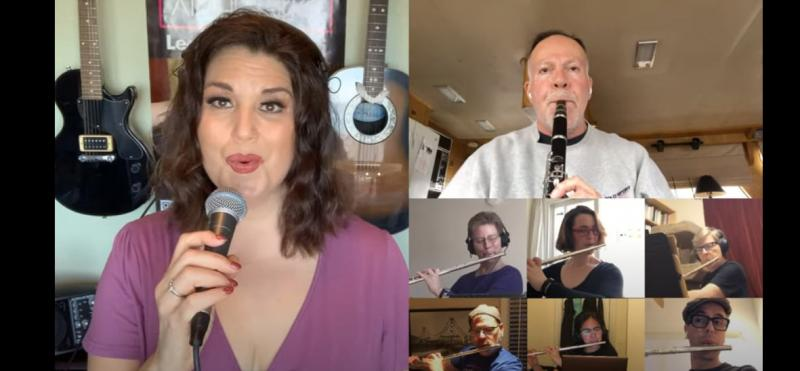 BWW Feature: Mayes, Errico, Cahill, And More Make Magic In Internet Offerings