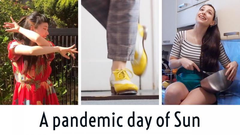 Giovani artisti da tutto il mondo uniti contro lo sconforto da quarantena, nasce 'A pandemic day of Sun'