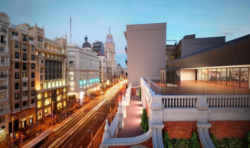 El Palacio de la Música de Madrid será rehabilitado para convertirse en teatro