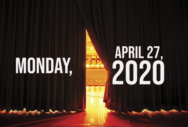 Virtual Theatre Today: Monday, April 27- with Ethan Slater, Ariana Grande and Shoshana Bean and More!