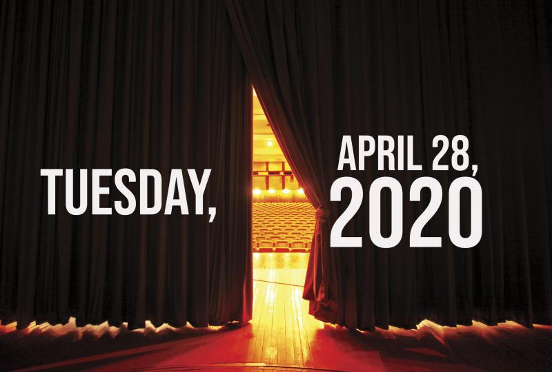 Virtual Theatre Today: Tuesday, April 28- with Susan Stroman, Adam Pascal, Lindsay Mendez, and More!