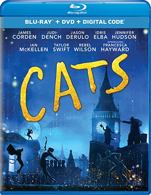 New and Upcoming Releases For the Week of April 27 - CATS Blu-Ray, SEA WALL/A LIFE Audiobook, and More!