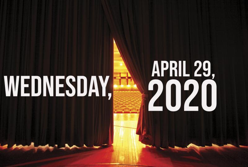 Virtual Theatre Today: Wednesday, April 29- with Debbie Allen, Derek Klena and More!
