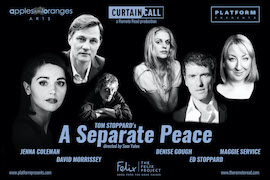 BWW Interview: John Schwab and Matt Humphrey Talk A SEPARATE PEACE