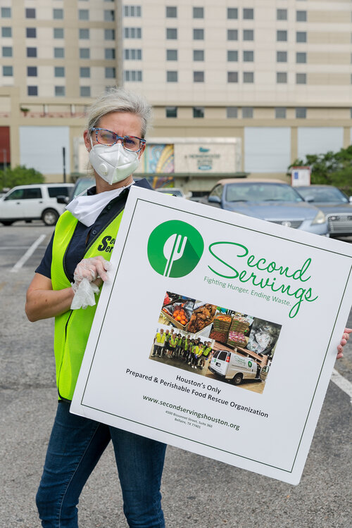 BWW Feature: Second Servings' 'Dinner's On Us' Invites Houston Theatre Community to the Table