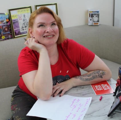 BWW Interview: At Home With Becca Kidwell
