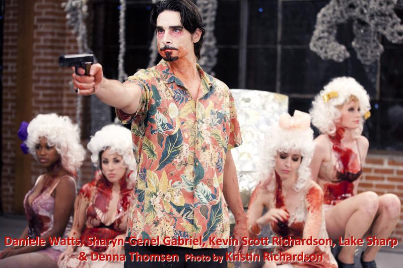 BWW Review: VAMPIRE BURT'S SERENADE - More A Welcomed Diversion Than Finished Theatrical Production