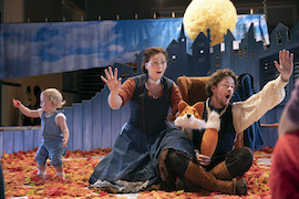 Guest Blog: Roxana Haines On Scottish Opera's FOX-TOT! and Online Family Activities