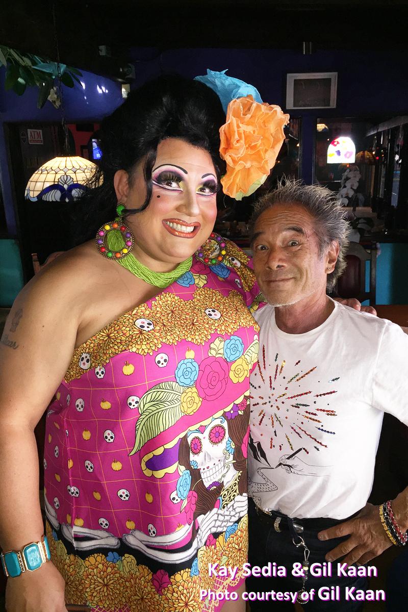 BWW Review: Kay Sedia's A HOUSE PARTY OF JUAN's Simply A Muy Necesario Alegría!!!