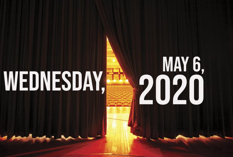 Virtual Theatre Today: Wednesday, May 6- Christy Altomare,  Christine Ebersole and More!