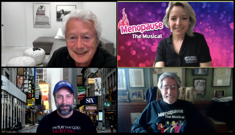 BWW Interview: GFour Productions' Seth Greenleaf Talks MENOPAUSE THE MUSICAL and Future Streaming Plans