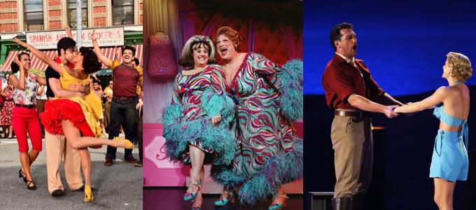 West Side Story, Feel-Good Musicals y R&H en Entre Cafés