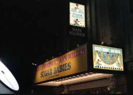 BWW Book Club: Read an Excerpt from UNTOLD STORIES OF BROADWAY: The Mark Hellinger Theatre