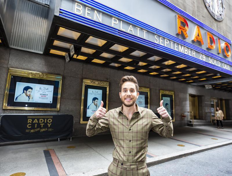 VIDEO: Netflix Shares the Trailer for BEN PLATT: LIVE FROM RADIO CITY MUSIC HALL