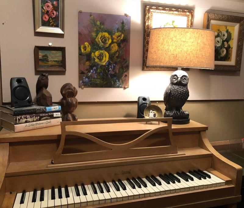 BWW Feature: At Home With Dorian Woodruff