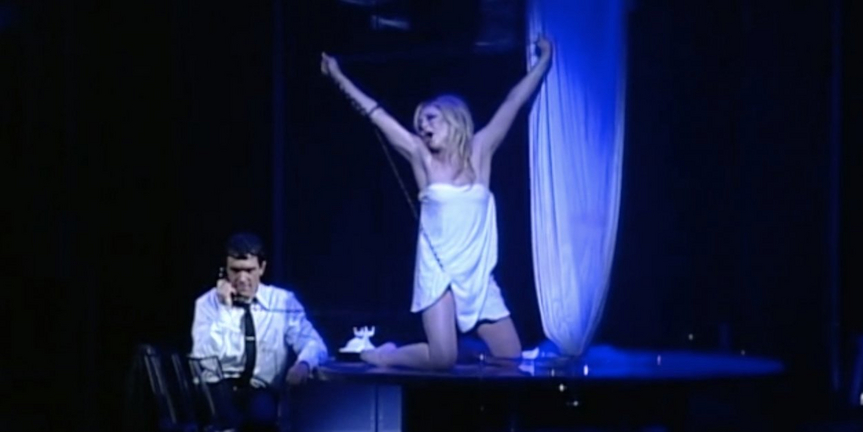 Broadway Rewind: Watch Scenes from NINE with Antonio Banderas, Jane Krakowski and More!