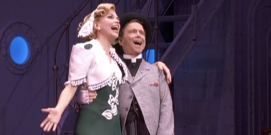 Broadway Rewind: Watch Scenes from Sutton Foster's Tony-Winning Turn in ANYTHING GOES!