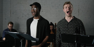 BWW TV Exclusive: THE LION KING's Bradley Gibson Sings His Favorite Under-Rated Musical on It's the Day of the Show Y'all!