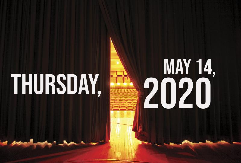 Virtual Theatre Today: Thursday, May 14- with Next on Stage, Josh Groban and More!