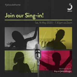 BWW Previews: JAKSICAL Community to Host Online JAKSICAL SING-IN Event