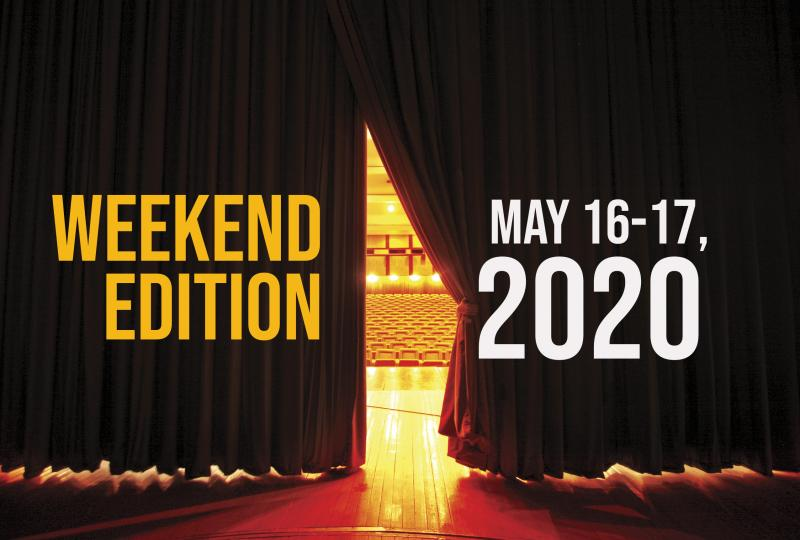 Virtual Theatre This Weekend: May 16-17- with Tony Shalhoub, Andrew Barth Feldman and More!