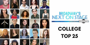 Meet Our NEXT ON STAGE College Top 25!