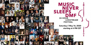 Schedule Announced For Tomorrow's MUSIC NEVER SLEEPS Dresden Music Festival 24-Hour Livestream